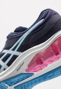 ASICS - GEL-PULSE 11 - Neutral running shoes - peacoat/white - 5