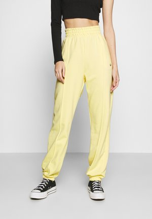 PANT  - Tracksuit bottoms - bicycle yellow