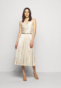 Lauren Ralph Lauren - IONIC DRESS  - Robe de soirée - new champagne - 1