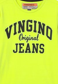 Vingino - HEFFITY - Long sleeved top - neon yellow - 3