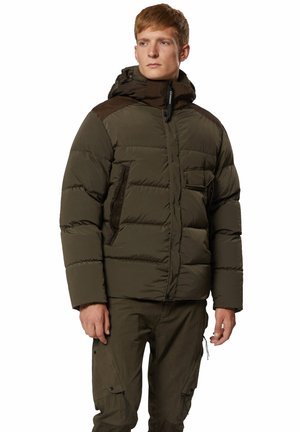 Cappotto invernale - dusty olive
