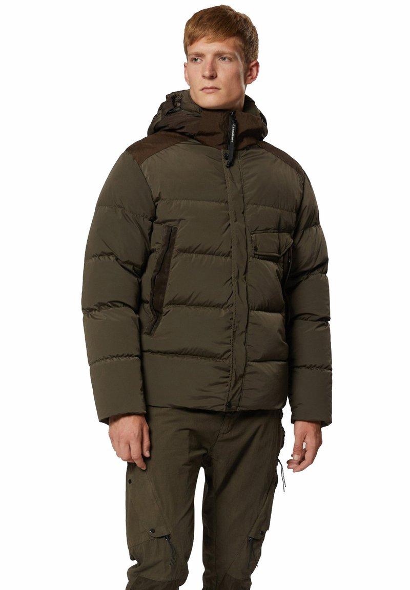 C.P. Company - Winter coat - dusty olive