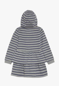 Guess - TODDLER HOODED ACTIVE - Denní šaty - melange grey - 1