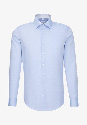 SLIM - Formal shirt - blau