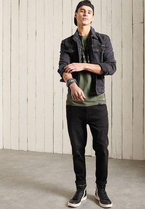 T-shirt à manches longues - ivy green