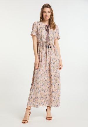 Maxi dress - flower print