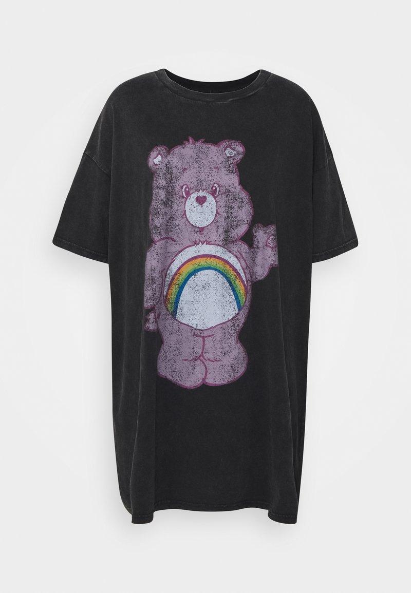 Cotton On Body - 90S NIGHTIE - Nightie - washed black