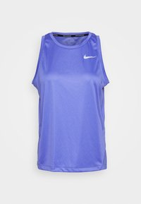 Nike Performance - MILER TANK - Sportshirt - sapphire/reflective silver - 4