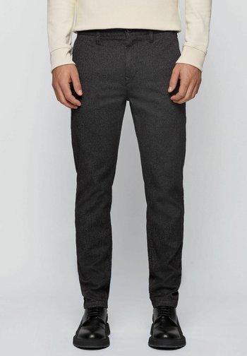SCHINO-TABER - Pantalon classique - black