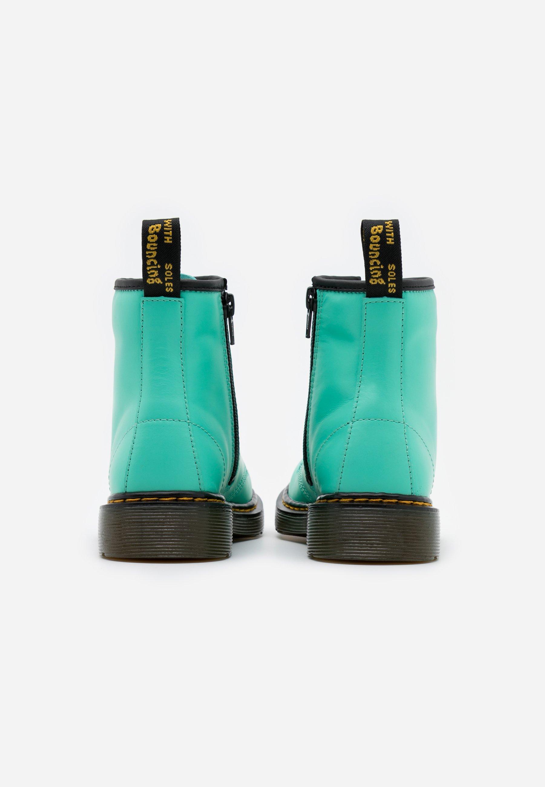Kup najnowsze Najlepsza cena Dr. Martens 1460 ROMARIO - Botki - peppermint green | Dzieci Obuwie 2020 eRLb2