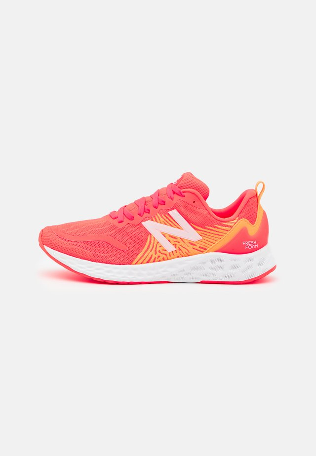 TEMPO - Chaussures de running compétition - red
