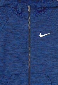 Nike Sportswear - COMFORT HOODIE - Sportovní bunda - midnight navy heather - 2