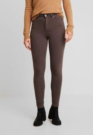ONLFMILA LIFE - Jeans Skinny Fit - beluga