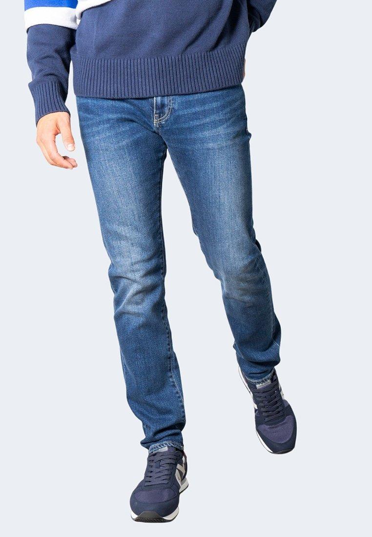 Uomo 5 POCKETS - Jeans slim fit