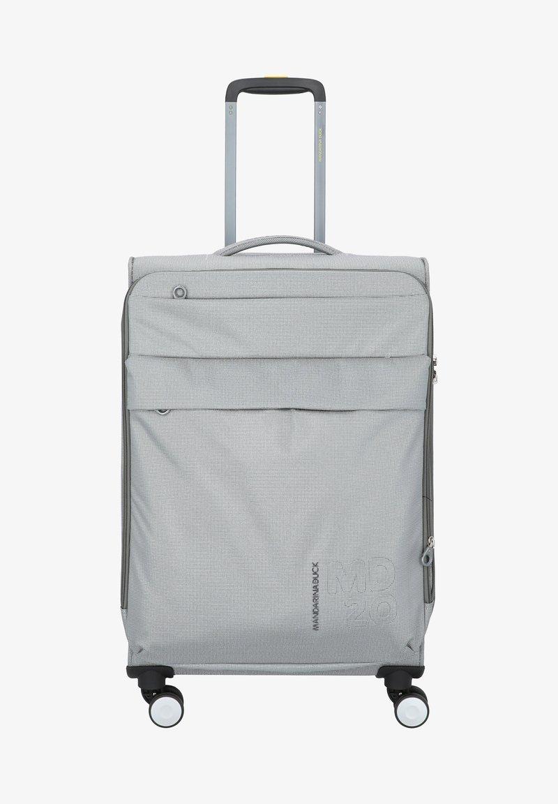 Mandarina Duck - Wheeled suitcase - gun metal