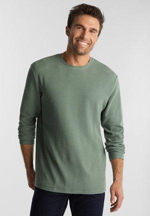 LONGSLEEVE - Long sleeved top - light khaki