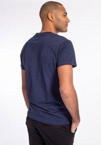 U.S. Polo Assn. - T-shirt - bas - dark sapphire - 2