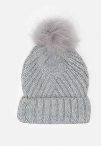 Marks & Spencer London - GEO BOBBLE HAT - Beanie - grey - 0