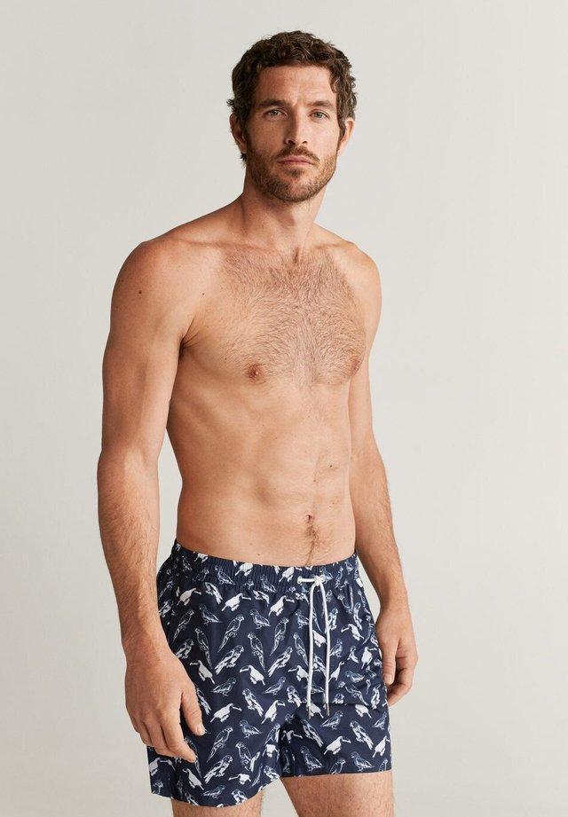 LORO - Short de bain - royal blue