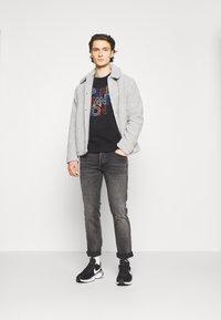 Pepe Jeans - SPIKE - Jeans straight leg - grey denim - 1