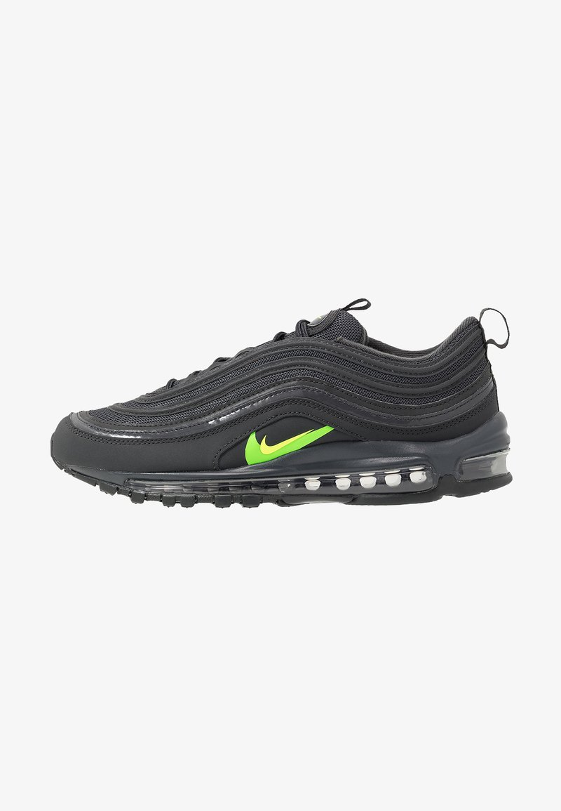 Nike Sportswear - AIR MAX 97  - Sneakers - anthracite/volt/electric green/cool grey