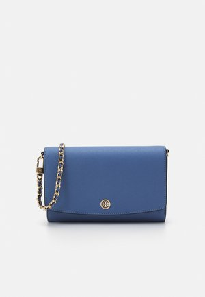 ROBINSON CHAIN WALLET - Across body bag - bluewood