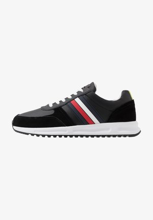 MODERN CORPORATE RUNNER - Matalavartiset tennarit - black