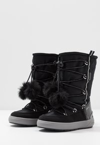 Geox - SLEIGH GIRL ABX - Lace-up boots - black - 3
