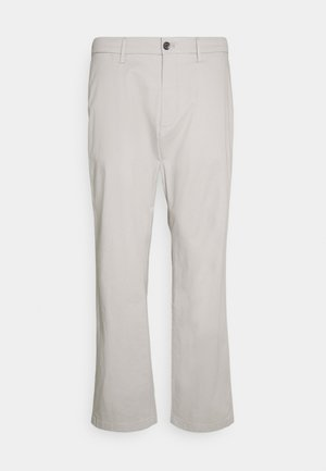 MADISON PRINTED STRUCTURE - Chinos - sterling grey