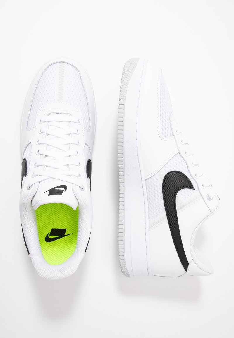 Nike Sportswear Air Force 1 07 Lv8 Sneakers Laag White Black Pure Platinum Wit Zalando Nl