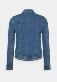 b.young - BYPULLY JACKET - Denim jacket - mid blue denim - 1