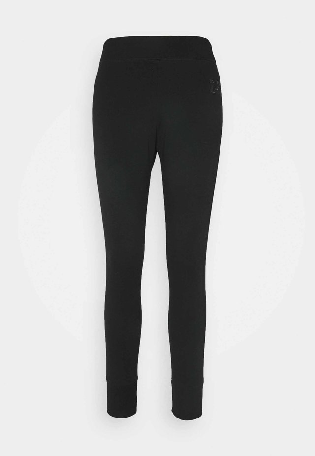 PANT CLASSIC HIGH - Tracksuit bottoms - black