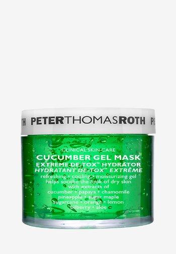 CUCUMBER MASK 50ML - Face mask - -