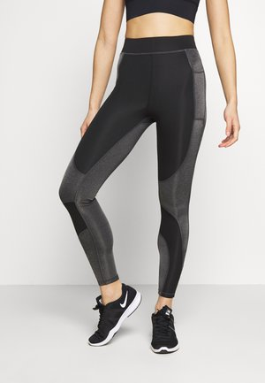ONPFRIDA PANTS - Leggings - black