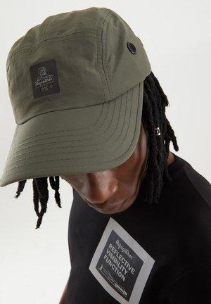 Cappellino - verde oliva
