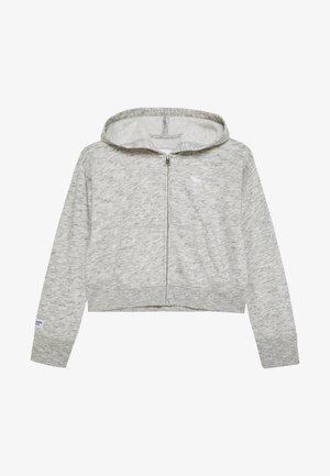 CORE FULLZIP  - Zip-up hoodie - grey