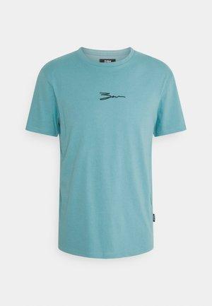 UNISEX - T-shirt print - turquoise