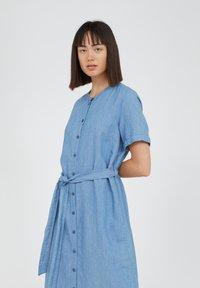 ARMEDANGELS - MAARE - Denim dress - foggy blue - 2