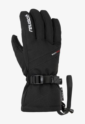 OUTSET R-TEX® XT - Gloves - black/white