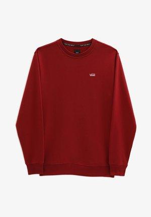 Sweatshirt - pomegranate