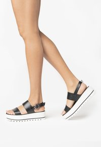 NeroGiardini - Sandals - nero - 0