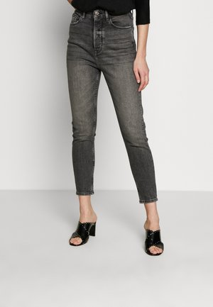 VINTAGE - Relaxed fit jeans - black dark