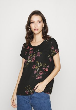 VMGALLIE  - Blouse - black/gallie
