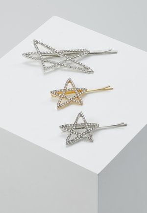 Hair Styling Accessory - silver-coloured/clear