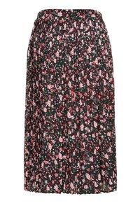 Ulla Popken - A-line skirt - black - 5