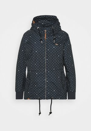 DANKA DOTS - Short coat - navy