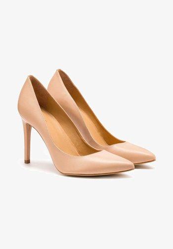PEONY  - High heels - beige