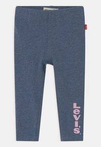 Levi's® - PEPLUM SET - Leggings - Trousers - pink lady - 2