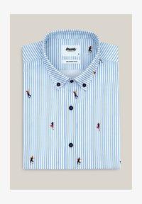 Brava Fabrics - Shirt - blue - 4