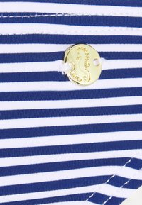 ONLY - ONLKIT PRINT BIKINI SET - Bikini - mazarine blue/white - 6